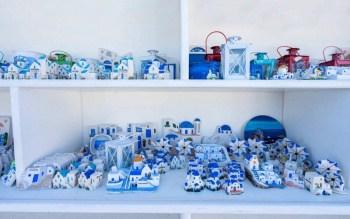 souvenirer i grekland