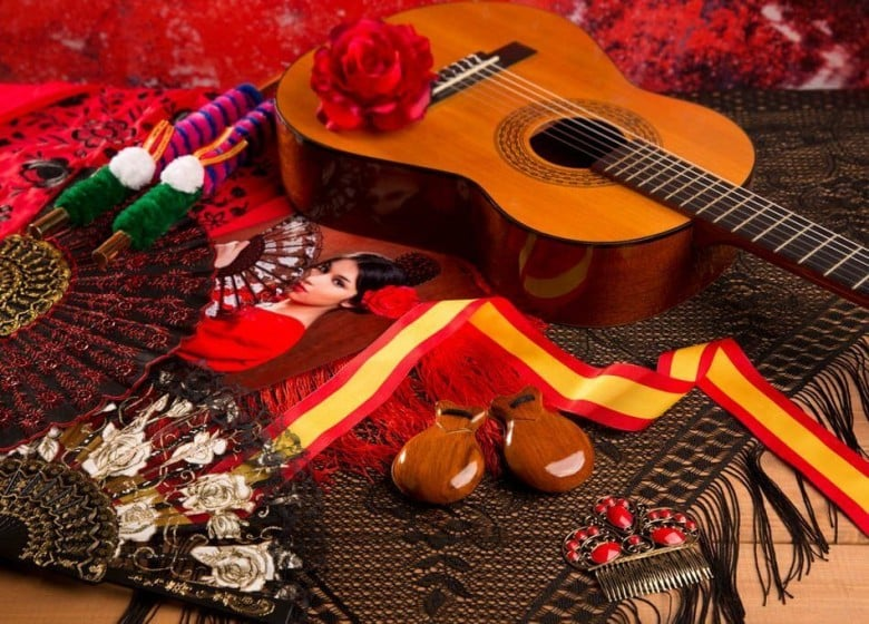 Spain souvenirs
