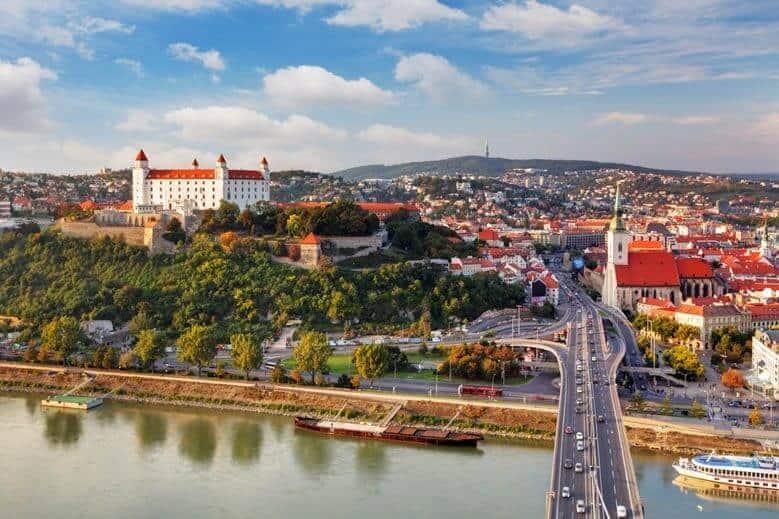 se och göra i Bratislava