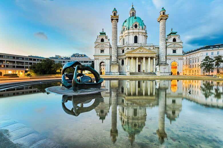 Vienna St. Charles Church