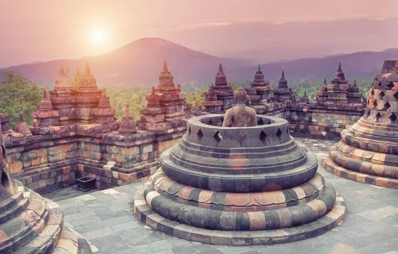 borododur tempel