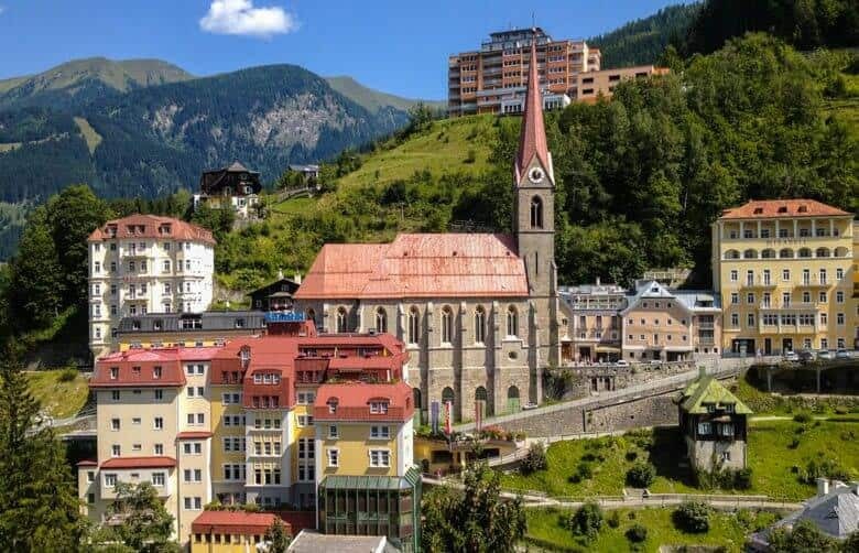things to do in bad gastein