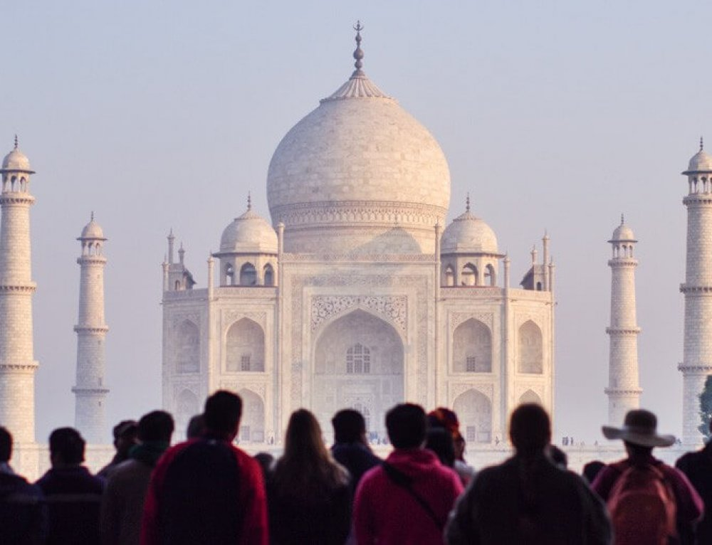 Den Ultimata Guiden till Taj Mahal