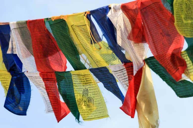 kathmandu flaggor