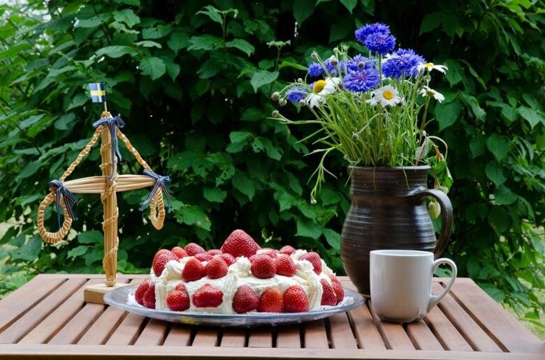 desserts in sweden