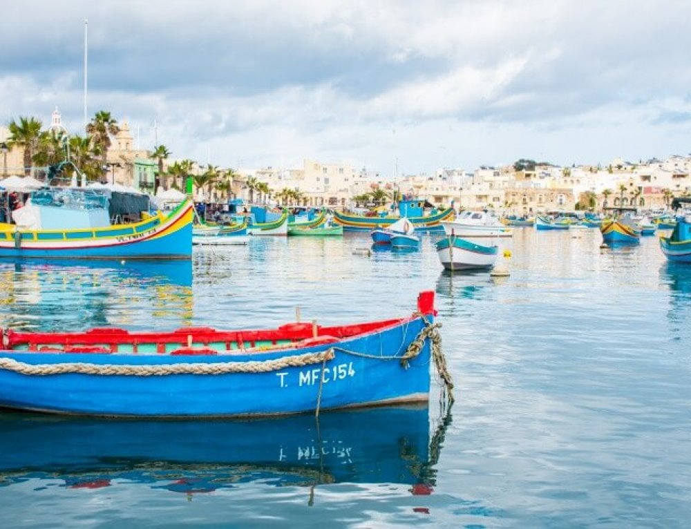 Marsaxlokk – Malta's Charming Fishing Village