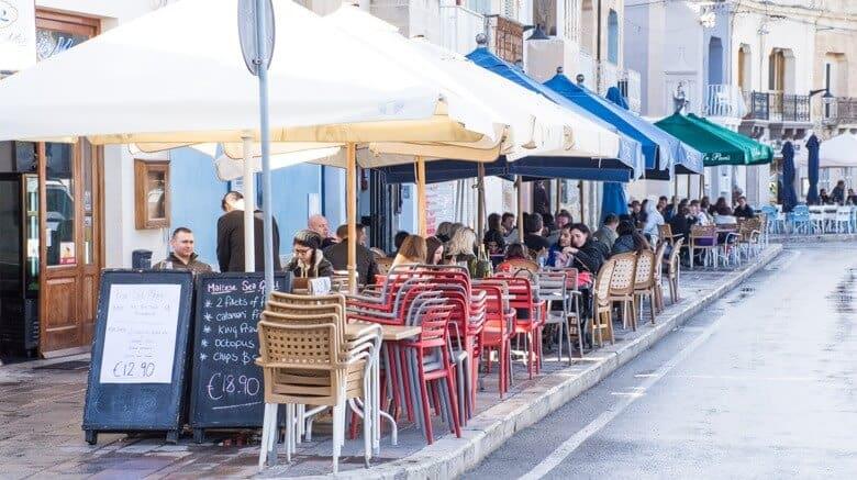 Marsaxlokk restaurant