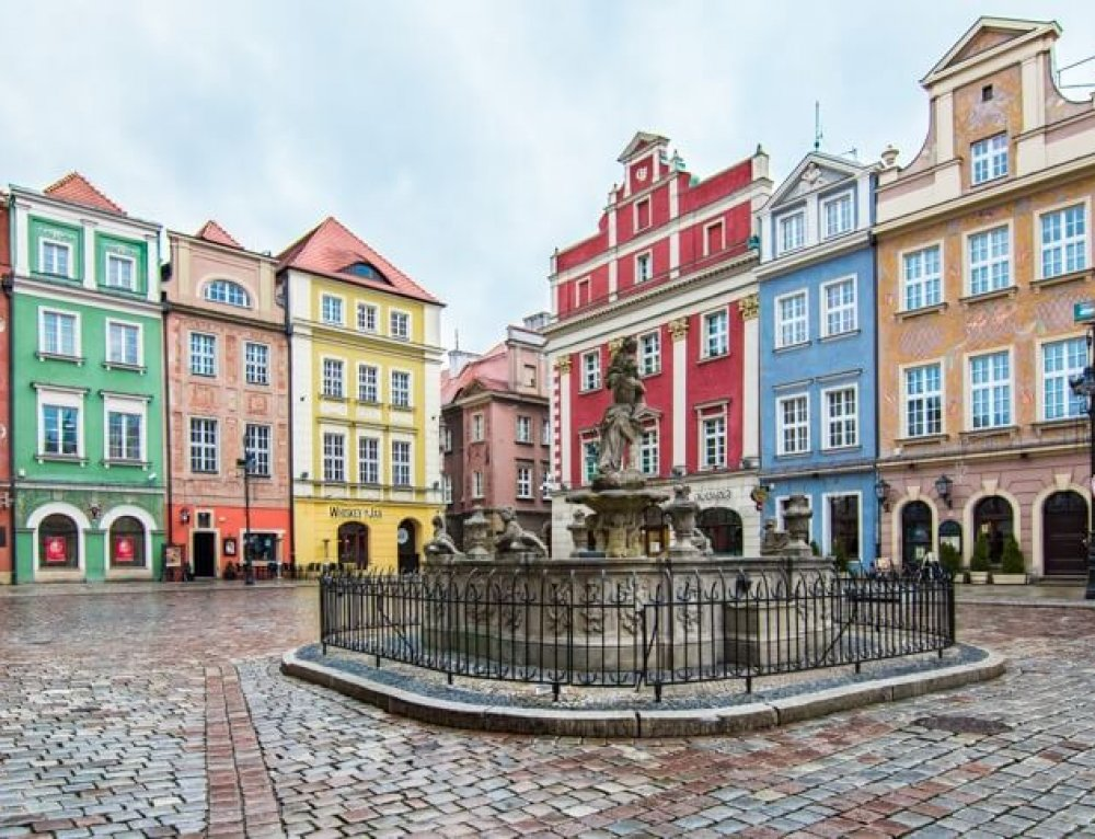 Topp 8 Saker att Se och Göra i Poznan