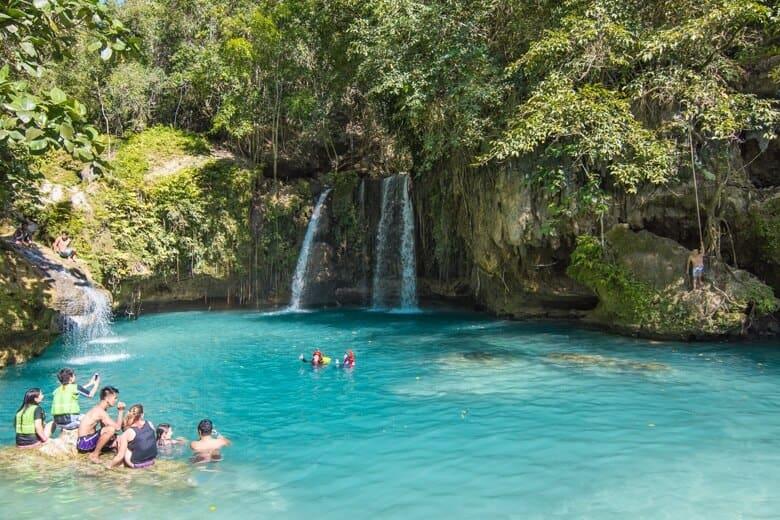 Kawasan Falls Waterfall