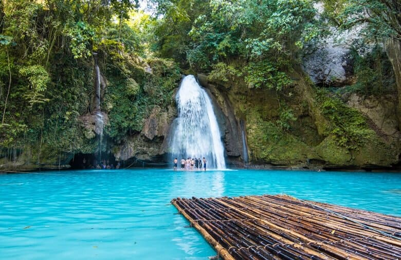 the ultimate guide to kawasan falls philippines alienchris