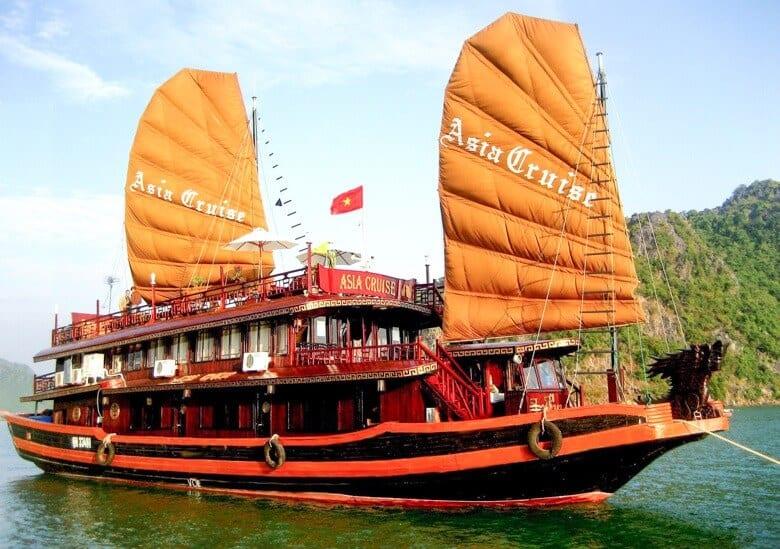 Vietnam Ship