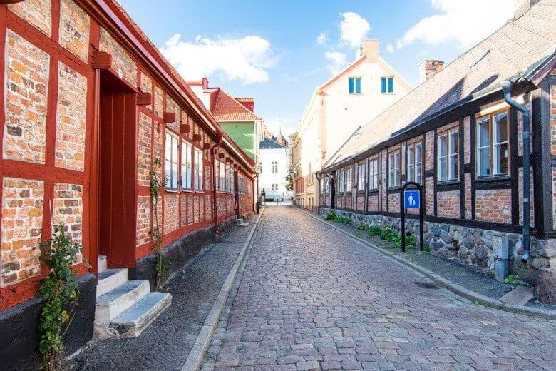 ystad gamla stan