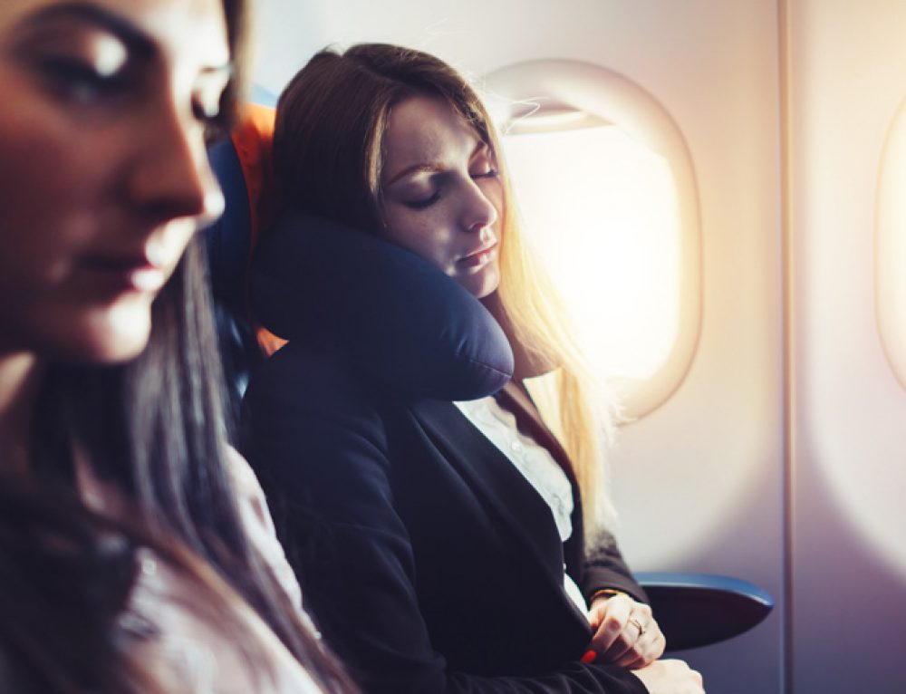 My Best Tips for Better Sleep on Flights