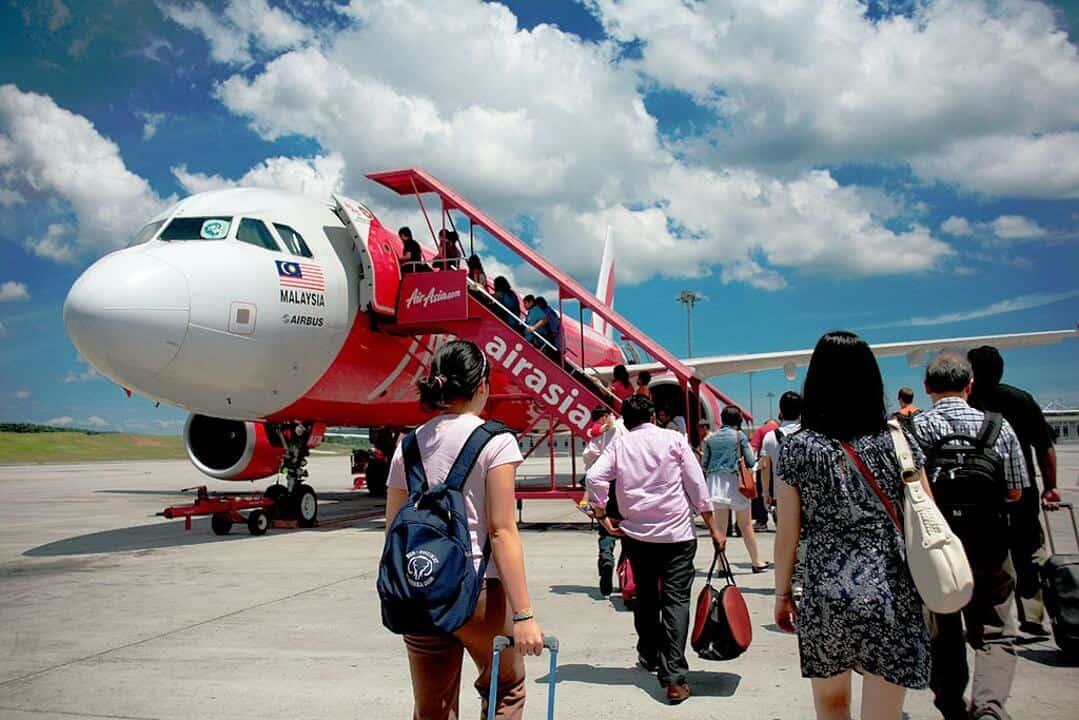 Air Asia Boarding