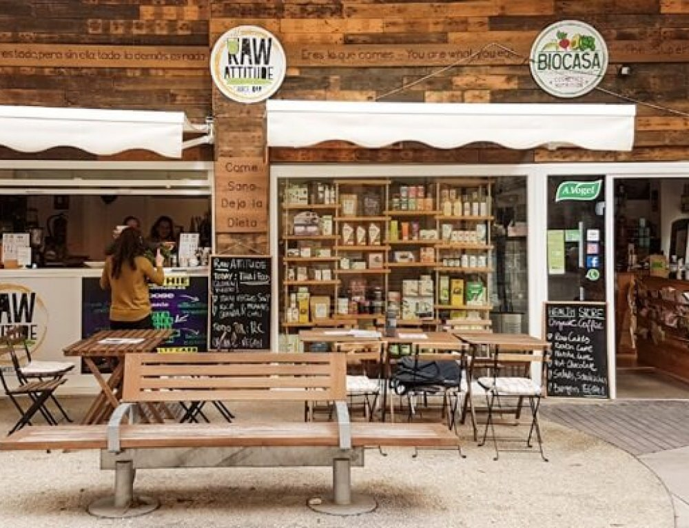 Review: RawAttitude Vegan Restaurant in Malaga