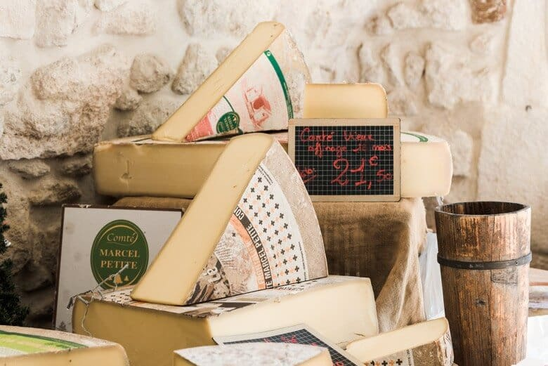 french cheese fromage