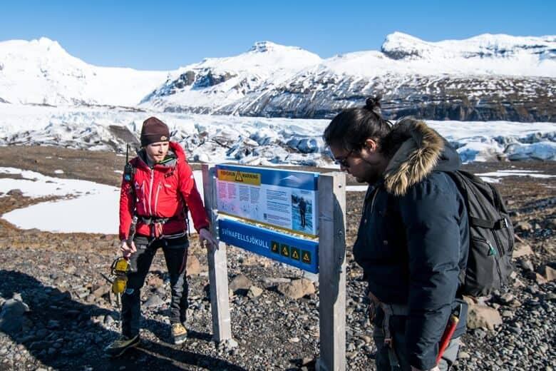 Glacier Guide