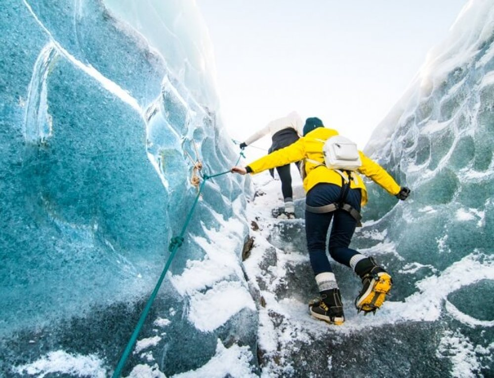 Review: Mountain Guides Glacier Walking Tour in Iceland