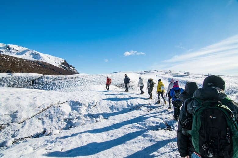 Glacier Walking Tour
