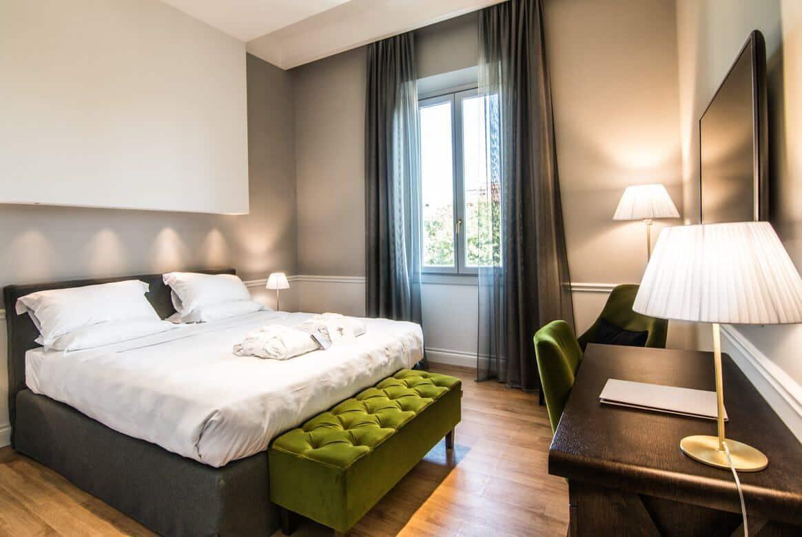 Hotel Room Palazzo Castri