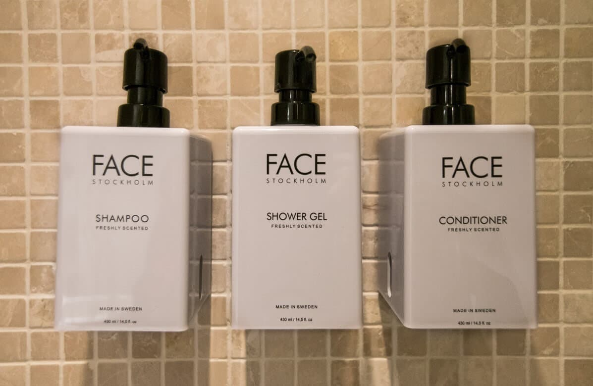 Scandic Front Bathroom FACE