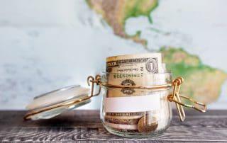 spara pengar inför resan