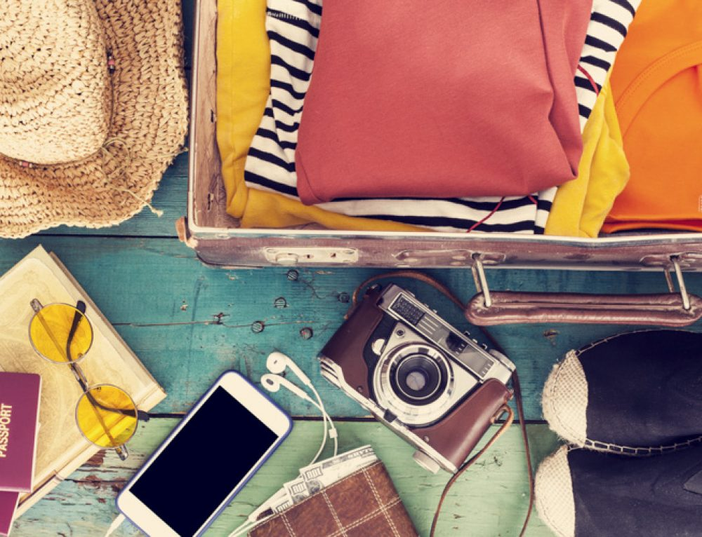 Top 10 Packing Tips While Traveling the World
