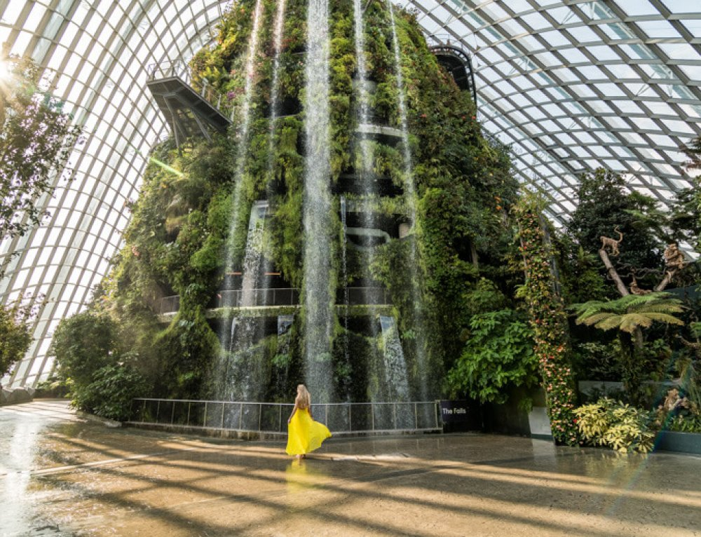 Review: Gardens by the Bay in Singapore