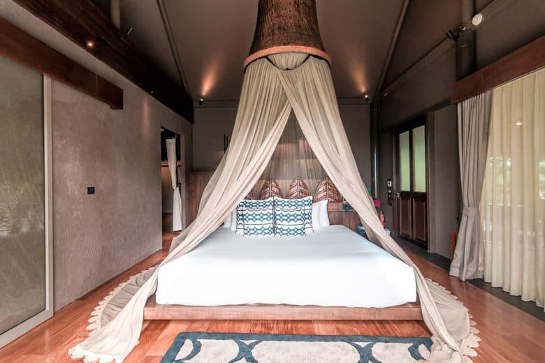 Keemala pool tent villa suite