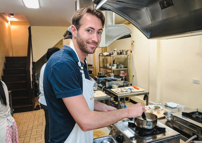 Maliwan Cooking Class Alex