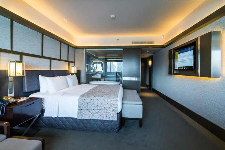 Pan Pacific hotel review