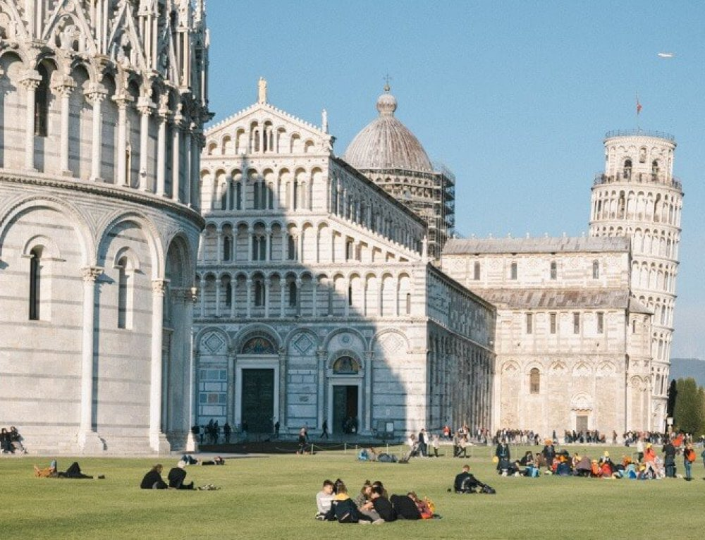 Saker att göra i Pisa