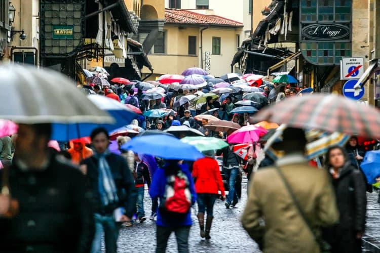 saker att göra i florens när det regnar