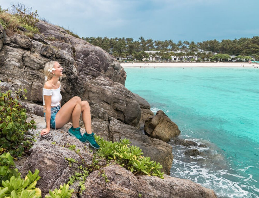 Hotel Review: Our Tropical Stay at the Racha Resort