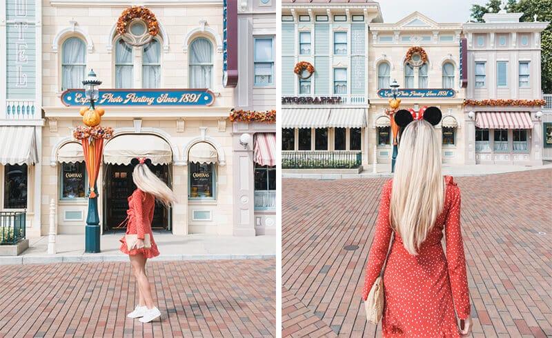 Disneyland-HK-Architecture