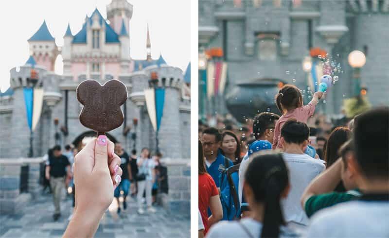 HK-Disneyland