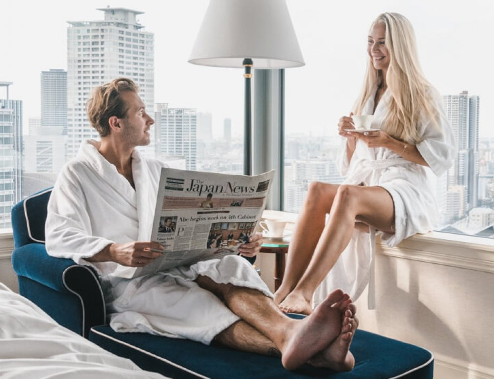 Review: The Ritz Carlton Osaka