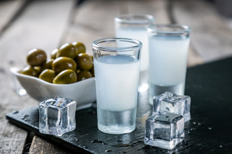 greek ouzu