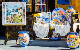 greek souvenirs