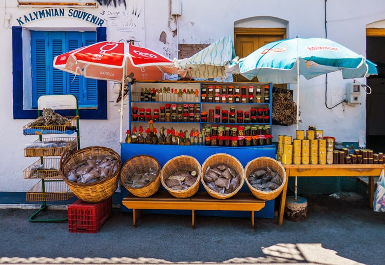things to buy in Greece