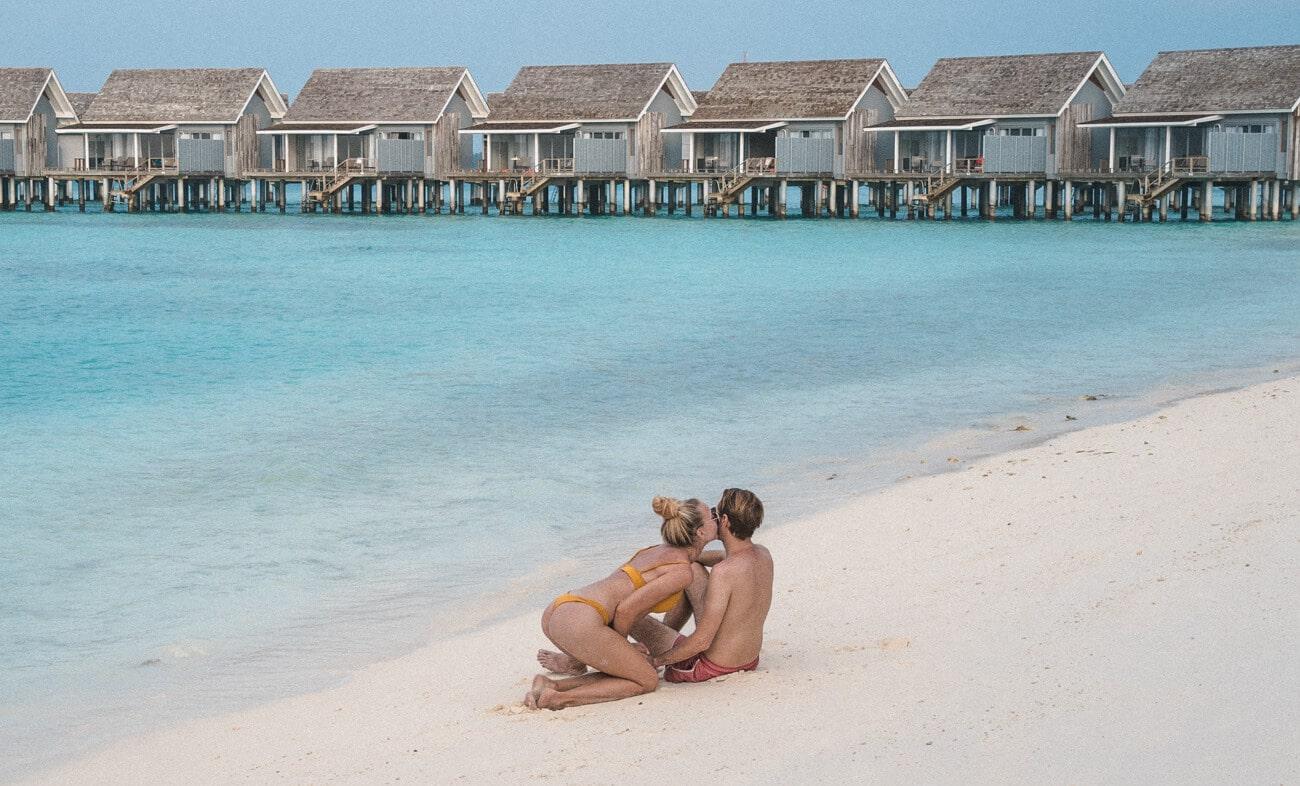 AlienChris Maldives