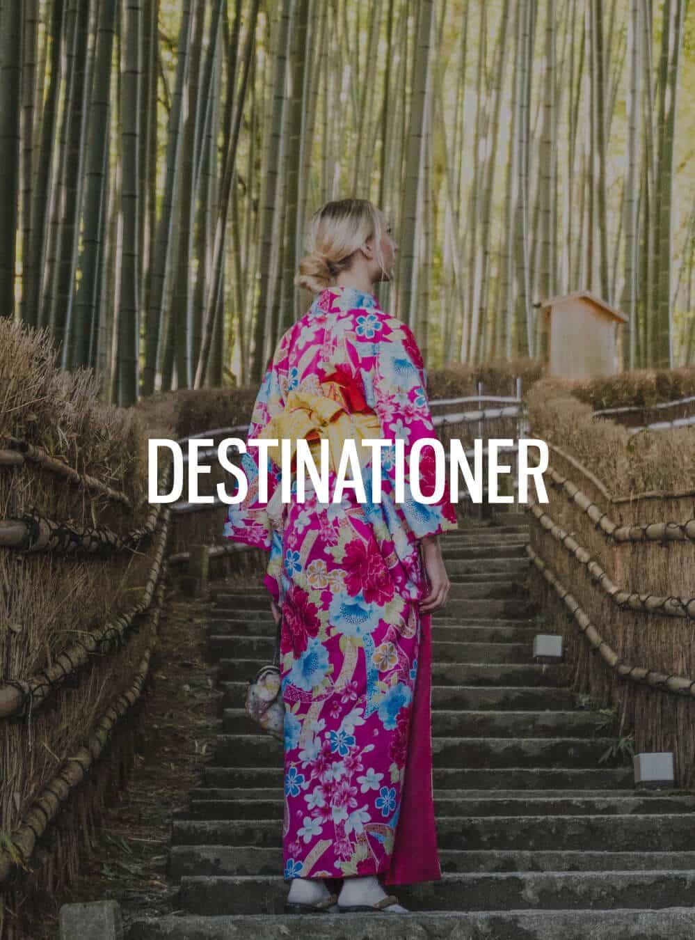 destinationer