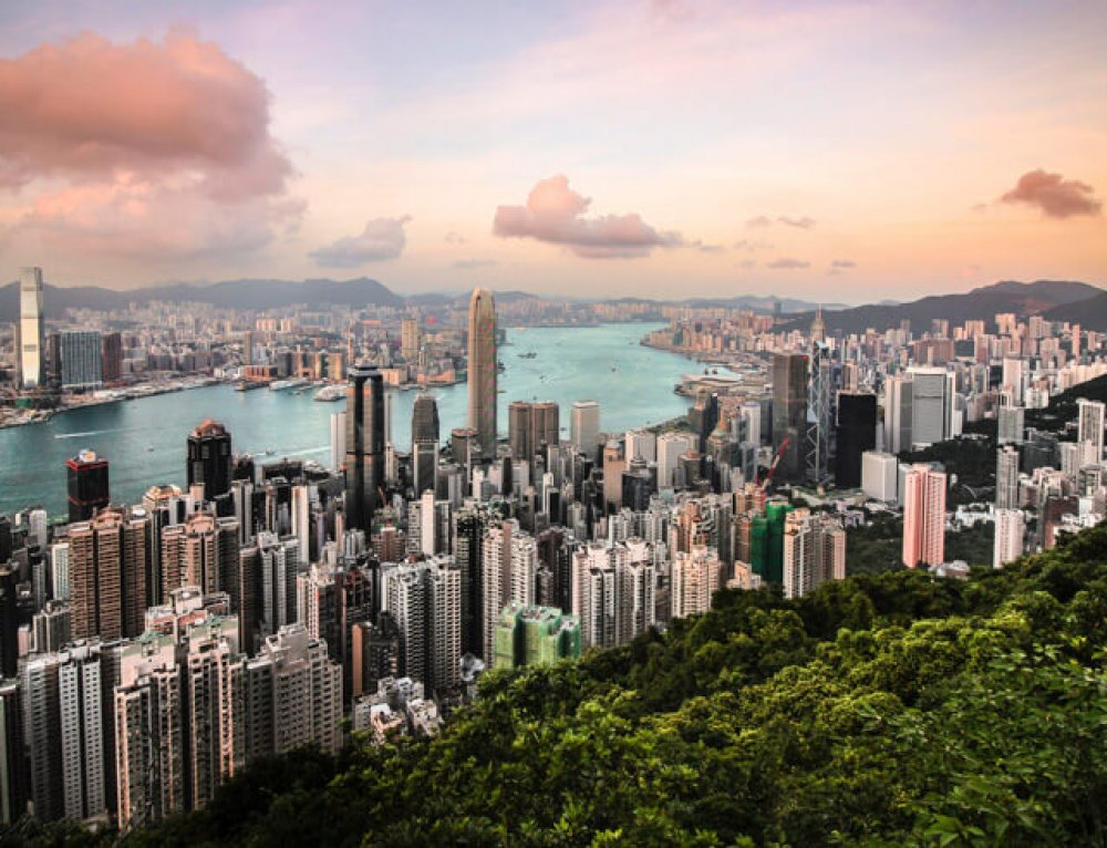 Top 10 Photo Spots in Hong Kong