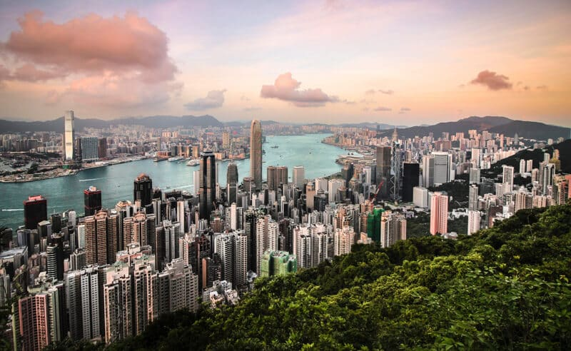 Photo Spots in Hong Kong