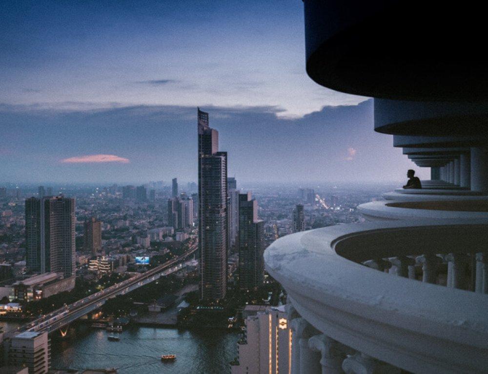Topp 10 Fotoplatser i Bangkok