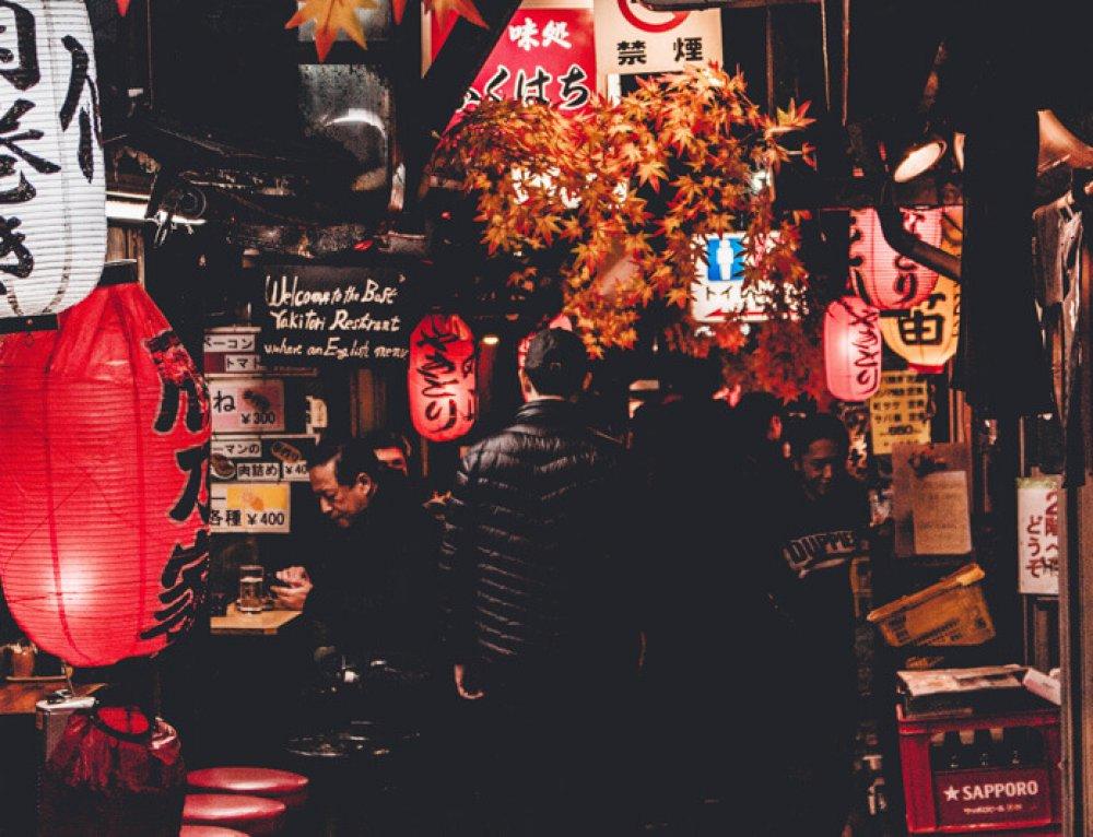 Top 10 Photo Spots in Tokyo