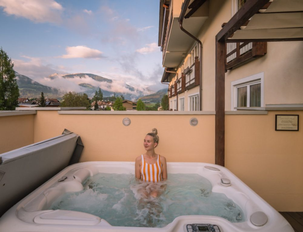 Review: Majestic Hotel & Spa in Riscone, Italy