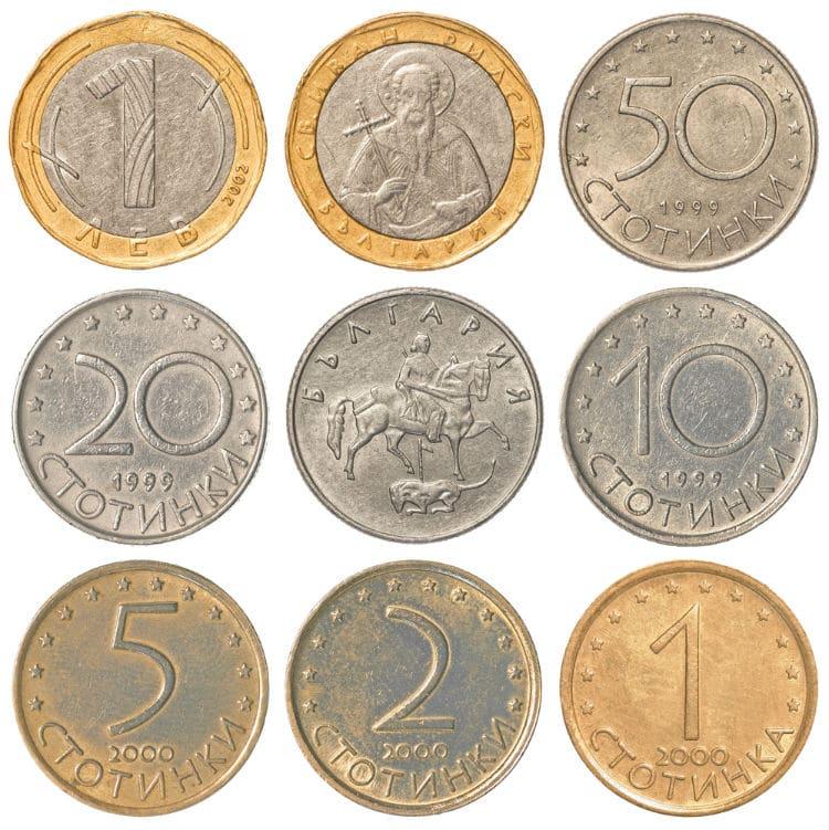bulgariska-mynt