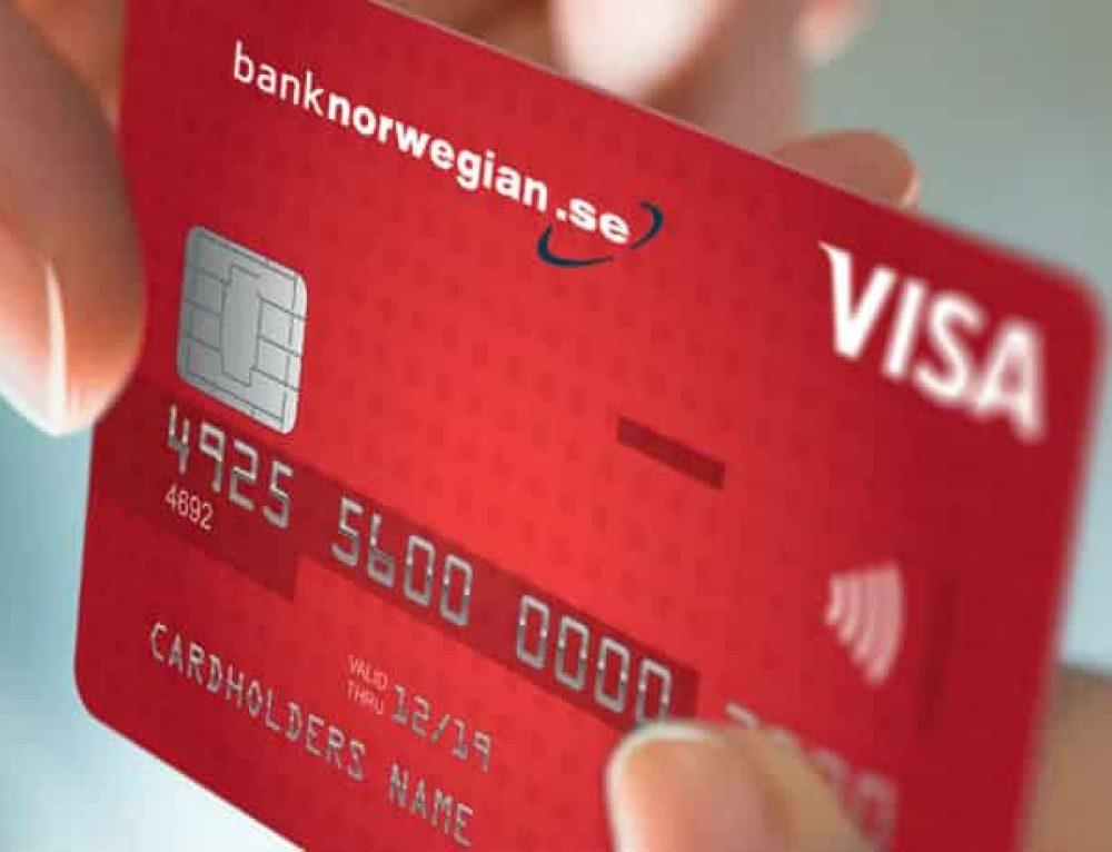 Bank Norwegian Kort: Min Erfarenhet + info om kreditkortet