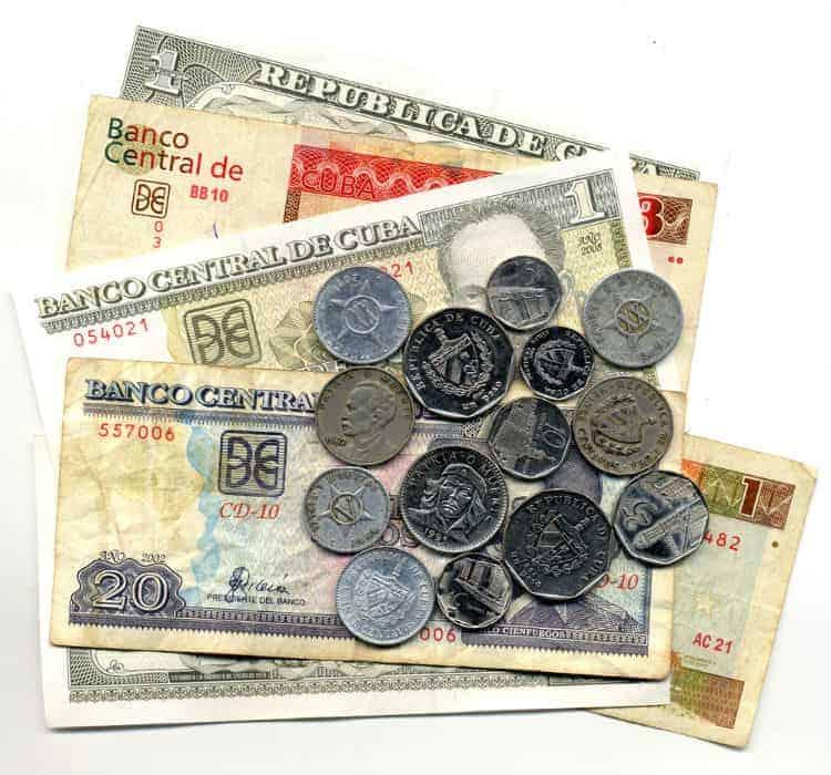 kubanska pengar